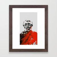 Go All The Way Framed Art Print