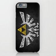 Zelda Hyrule iPhone 6 Slim Case