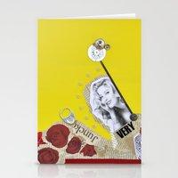 Very Rose Stationery Cards