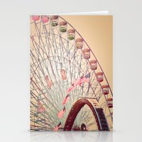 Biggest Wheel in Texas Stationery Cards