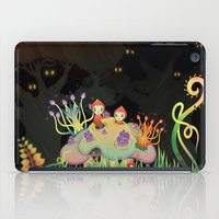 Mini Shrooms iPad Case