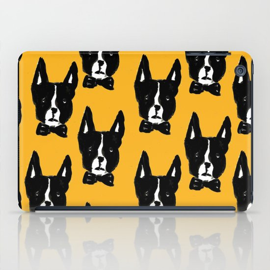 Boston Terriers iPad Case