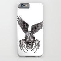 Spider-Skull and Eagle iPhone 6 Slim Case