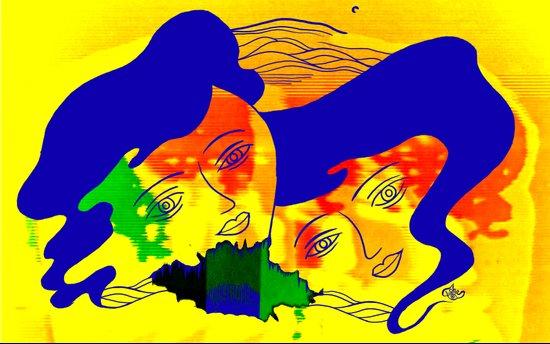 """Gossamer"" by Steven Fiche Canvas Print"