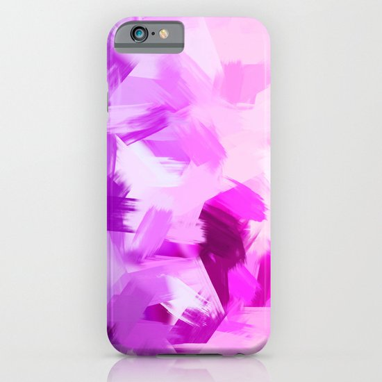 BLOSSOMS - VIOLET iPhone & iPod Case