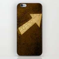 This Way iPhone & iPod Skin