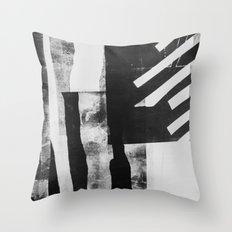 Monotype I Throw Pillow