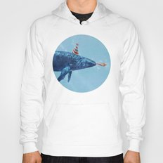 Party Whale  Hoody