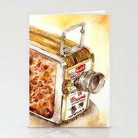 Vintage Gadget Series: K… Stationery Cards