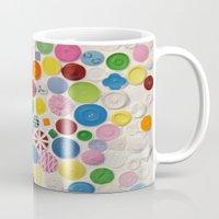 Button Box Mug