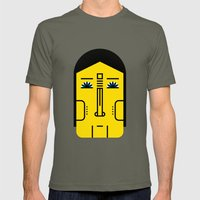 05 Mens Fitted Tee Lieutenant SMALL