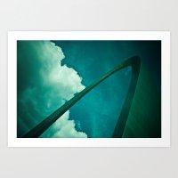 Arch #2 Art Print