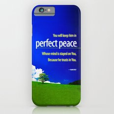 Perfect Peace iPhone 6s Slim Case