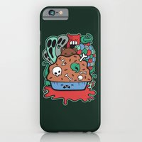 iPhone & iPod Case featuring Muffin of Death by Perdita