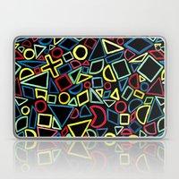 Primary Shapes Laptop & iPad Skin