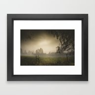 Framed Art Print featuring Even Heroes Cry Sometime… by HappyMelvin