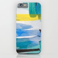 Blue Bayou  iPhone 6 Slim Case