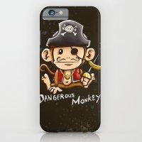 Dangerous Monkey! iPhone 6 Slim Case