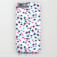 Electric Triangles iPhone 6 Slim Case