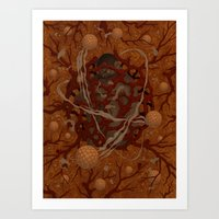 Affinity For Infinity Art Print