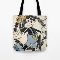 FAUNY  Tote Bag