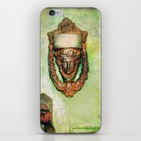 Brass Knocker iPhone & iPod Skin