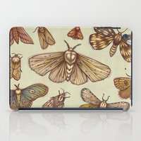 Moths iPad Case