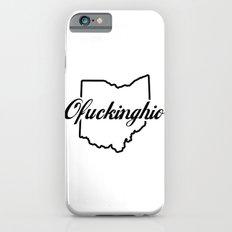 Ofuckinghio (plain) Slim Case iPhone 6s