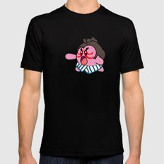 E Kirby Mens Fitted Tee Black SMALL