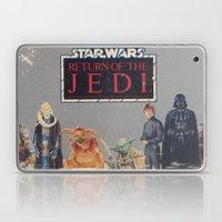 Retro Star Wars Crew! Laptop & iPad Skin