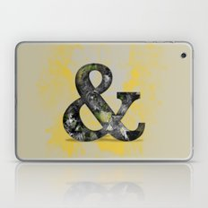 Ampersand Series - Baskerville Typeface Laptop & iPad Skin