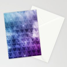 Galaxy Fade Stationery Cards