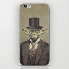 Sir Yodington  iPhone & iPod Skin