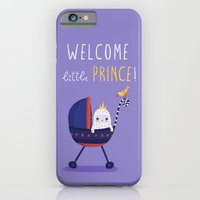 Welcome little prince! iPhone 6 Slim Case