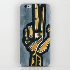 Weapon iPhone & iPod Skin