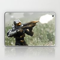 Covering Fire Laptop & iPad Skin