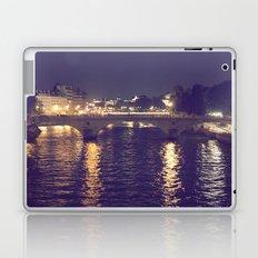 Paris by Night II Laptop & iPad Skin