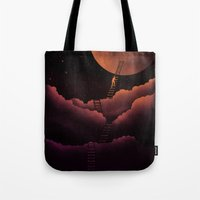 Stairway To the Moon Tote Bag
