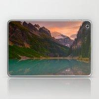 Autumn in Lake Louise Laptop & iPad Skin