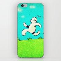 Running... iPhone & iPod Skin