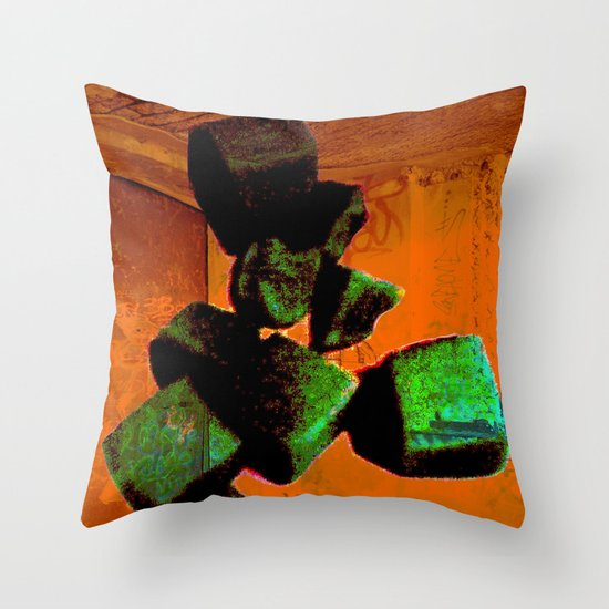 MOBILES Throw Pillow