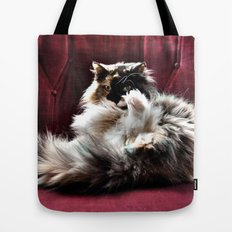 Don't be so serious  Tote Bag