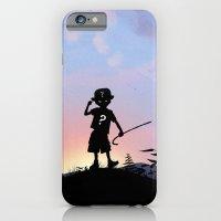 Riddler Kid iPhone 6 Slim Case