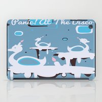 Panic! at the Disco - Candle Swans iPad Case
