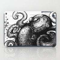 Octopus #8 iPad Case