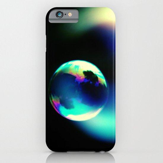 DREAMS IN A SOAP BUBBLE iPhone & iPod Case