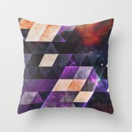 Th'plyn Throw Pillow