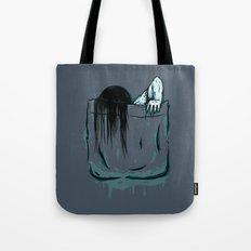 Pocket Samara Tote Bag