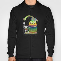 Adventure time Totoro by Luna Portnoi Hoody