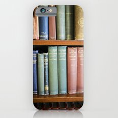 Library Wisdom Slim Case iPhone 6s
